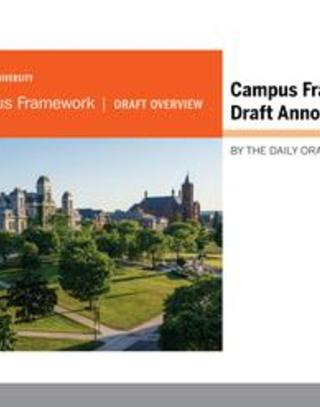 Campus Framework Draft Overview Annotations
