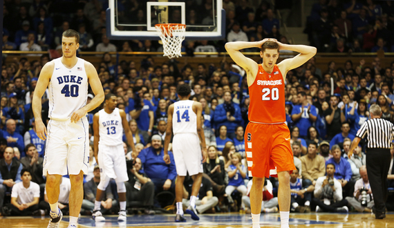 Beat writers see a clear winner for Syracuse-Duke game