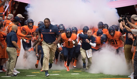 Syracuse football hires Justin Lustig to coach running backs and special teams