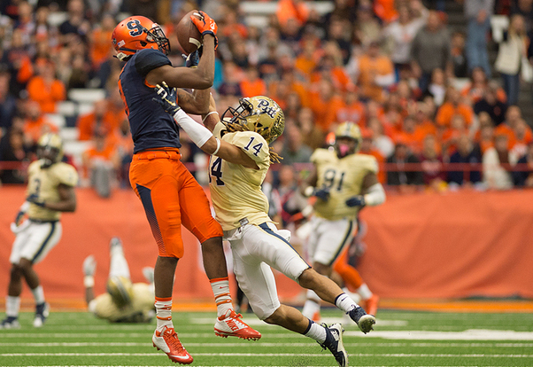 Syracuse football preseason player file No. 6: Steve Ishmael